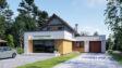 Projekt domu - Dom z usługą