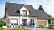 Projekt domu - Estragon