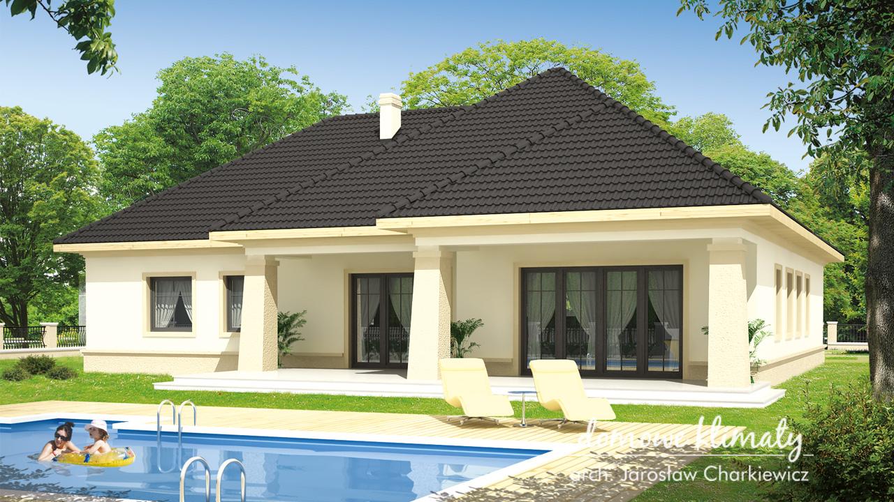 Projekt domu - Goliat II