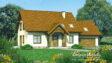 Projekt domu - Jantar