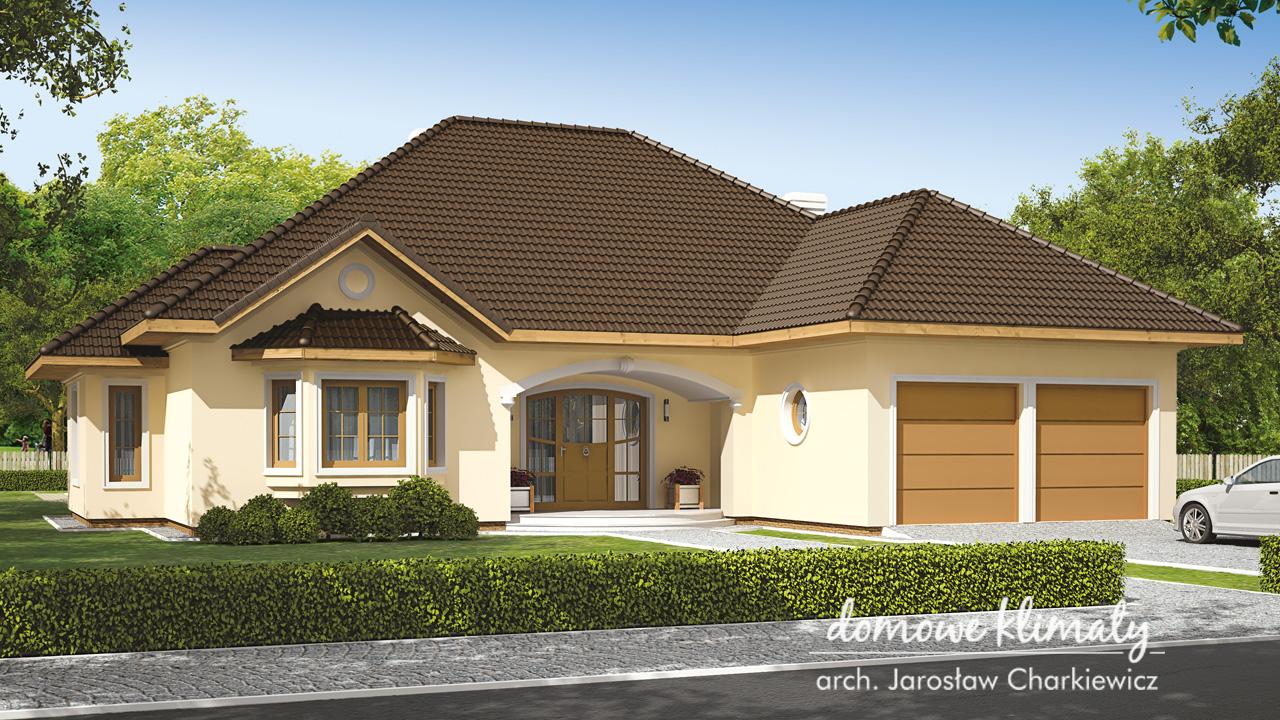 Projekt domu - Jawor