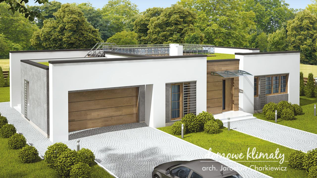 Projekt domu - Jowisz
