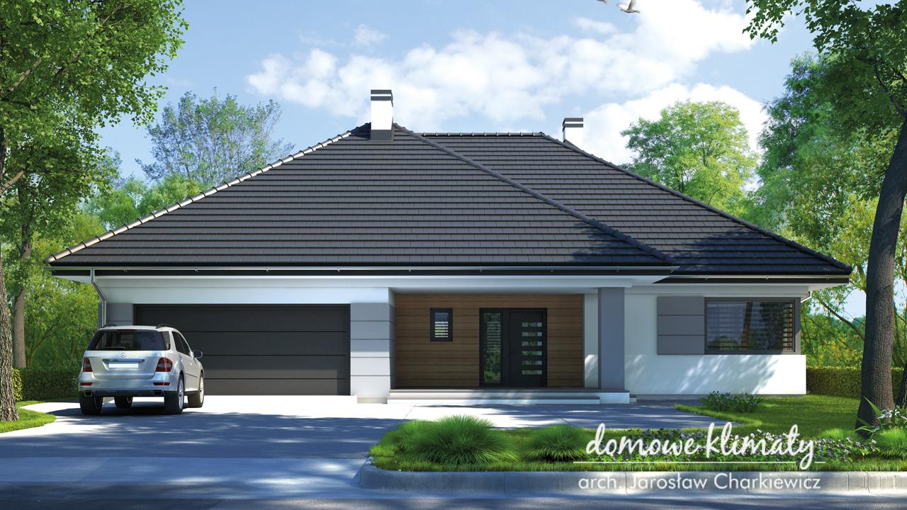 Projekt domu - Kaprys IV