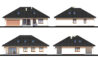 Projekt domu - Kaprys II