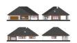 Projekt domu - Kaprys V