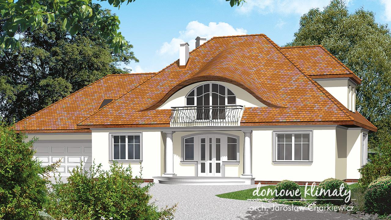 Projekt domu - Karmen II