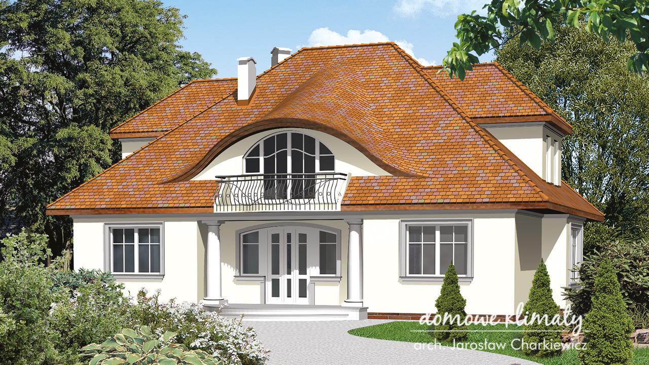 Projekt domu - Karmen