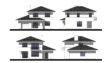 Projekt domu - Kasjopea II