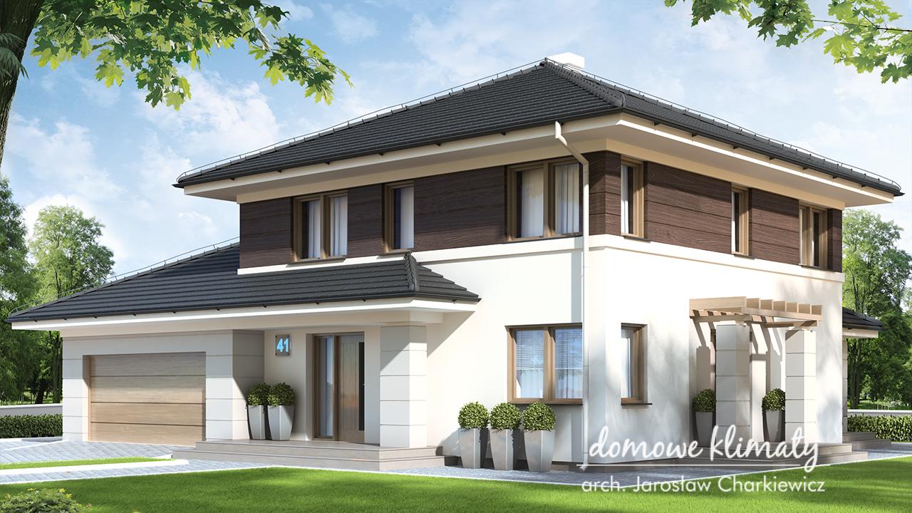 Projekt domu - Kasjopea III G2