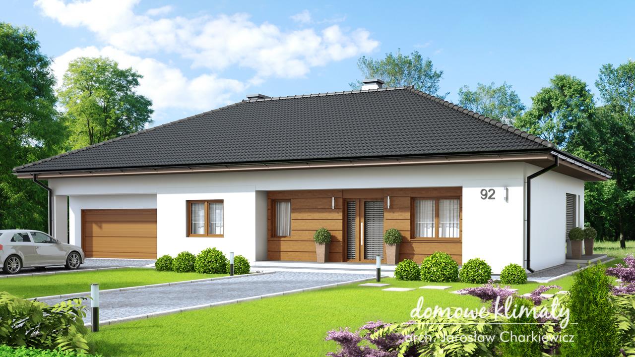 Projekt domu - Keja II