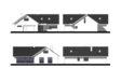 Projekt domu - Klimek 3