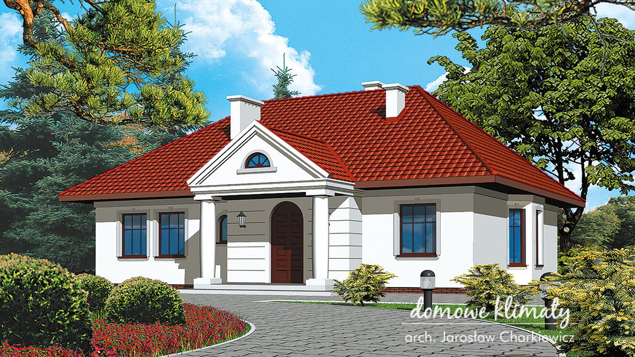 Projekt domu - Kreska