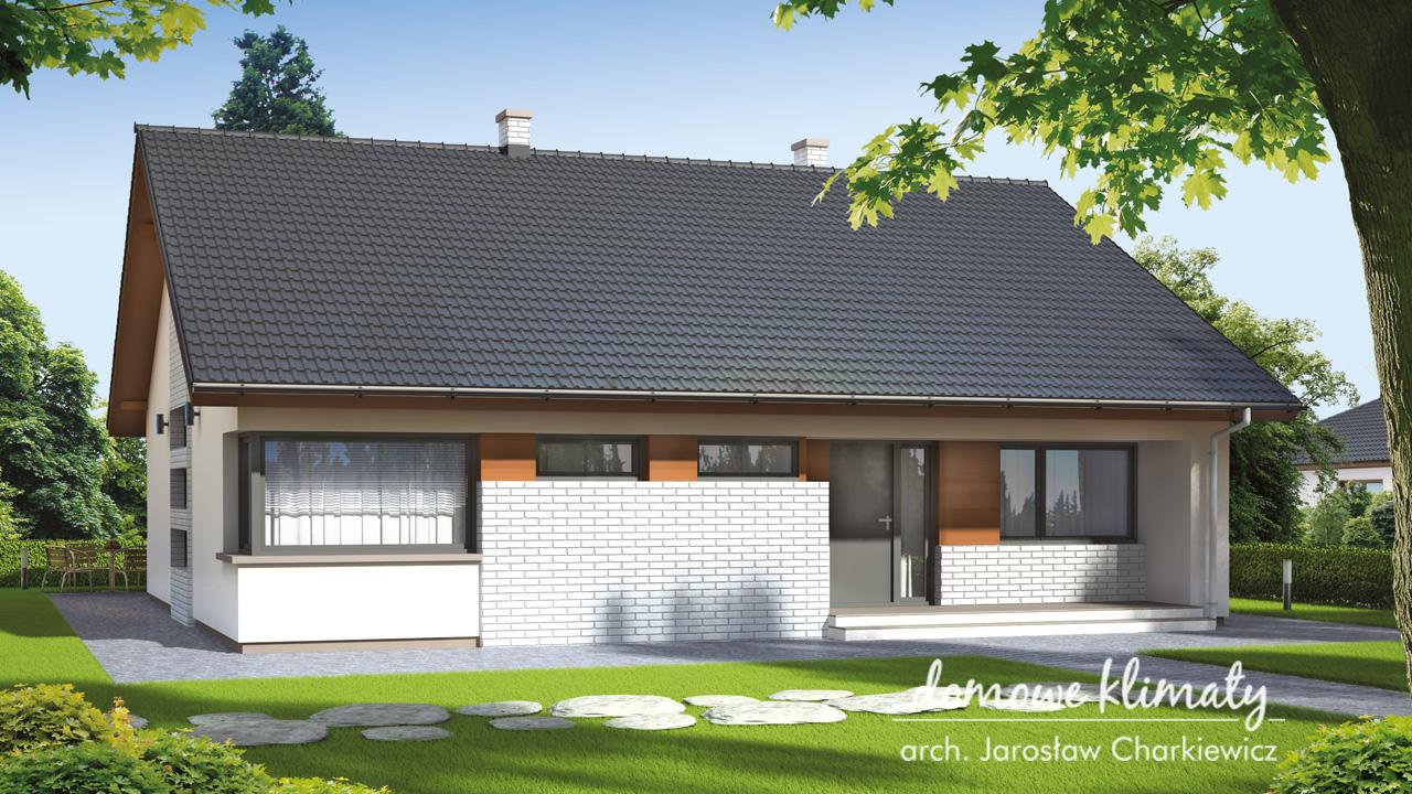 Projekt domu - Kwazar