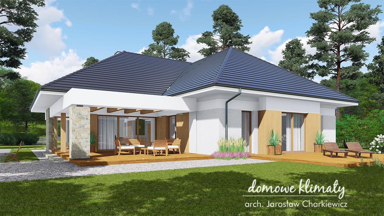 Projekt domu - Maciejka III