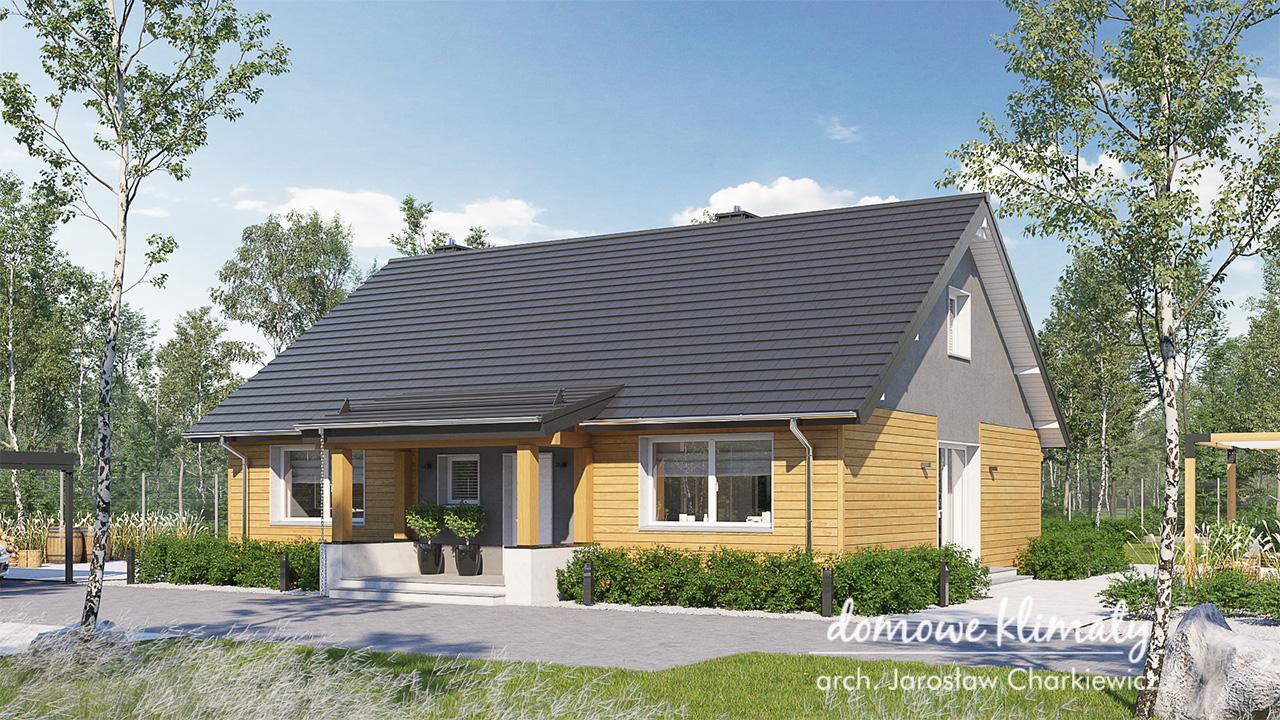 Projekt domu - Mini 2