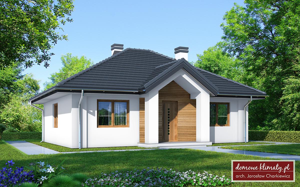Projekt domu - Mistral