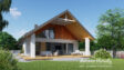 Projekt domu - Mors 2