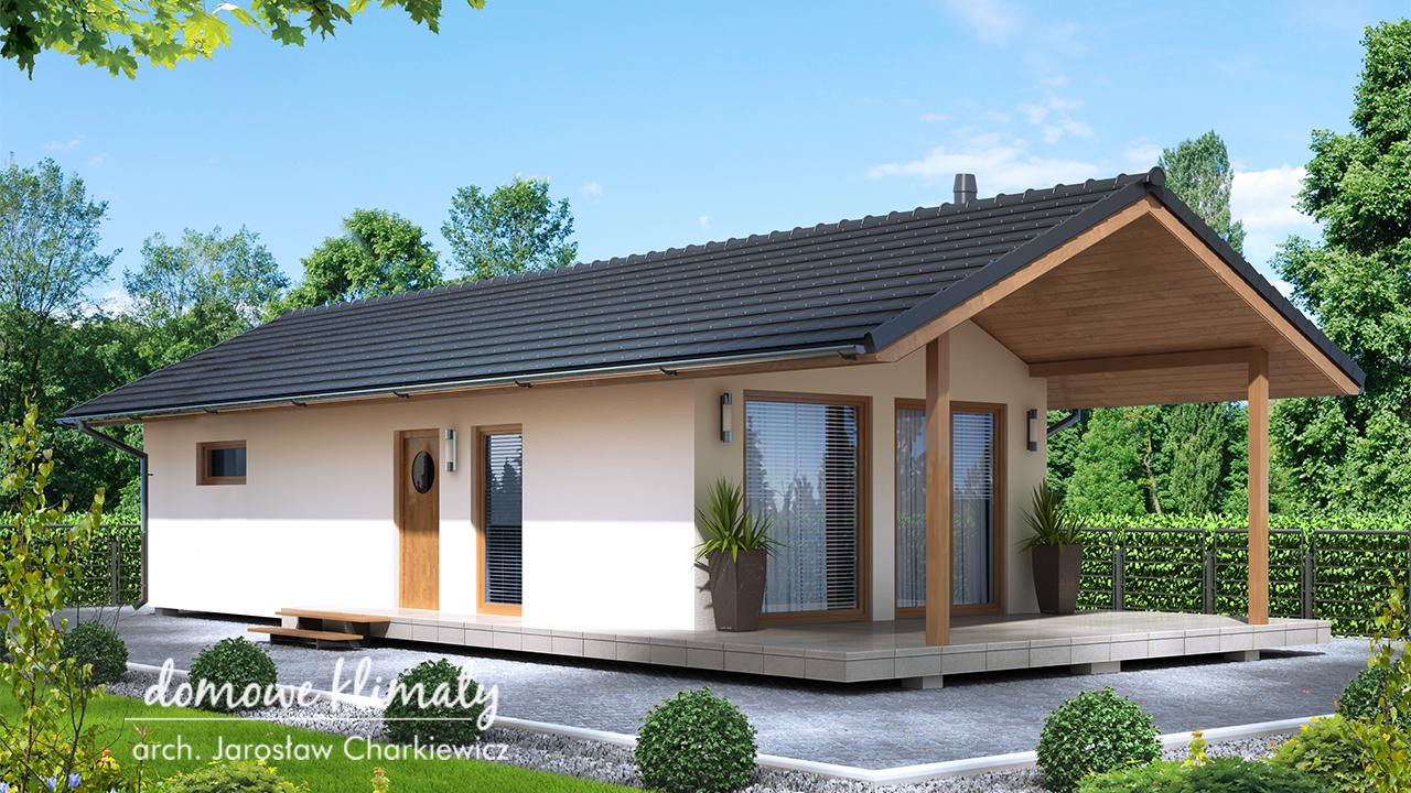 Projekt domu - Mors D