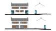 Projekt domu - Mrówka 4 B