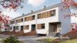 Projekt domu - Mrówka 4 szeregówka