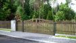 Projekt domu - Ogrodzenie OSDK - 1