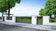 Projekt domu - Ogrodzenie O-3