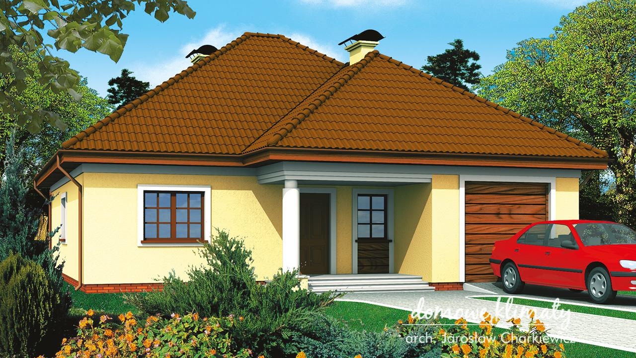 Projekt domu - Selene III