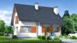 Projekt domu - Skromny II