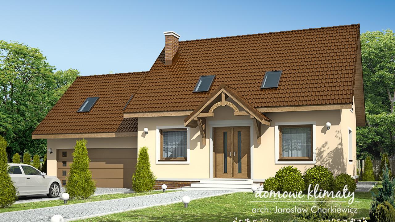 Projekt domu - Solaris II bis