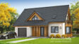 Projekt domu - Sroka