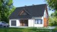 Projekt domu - Sroka 2