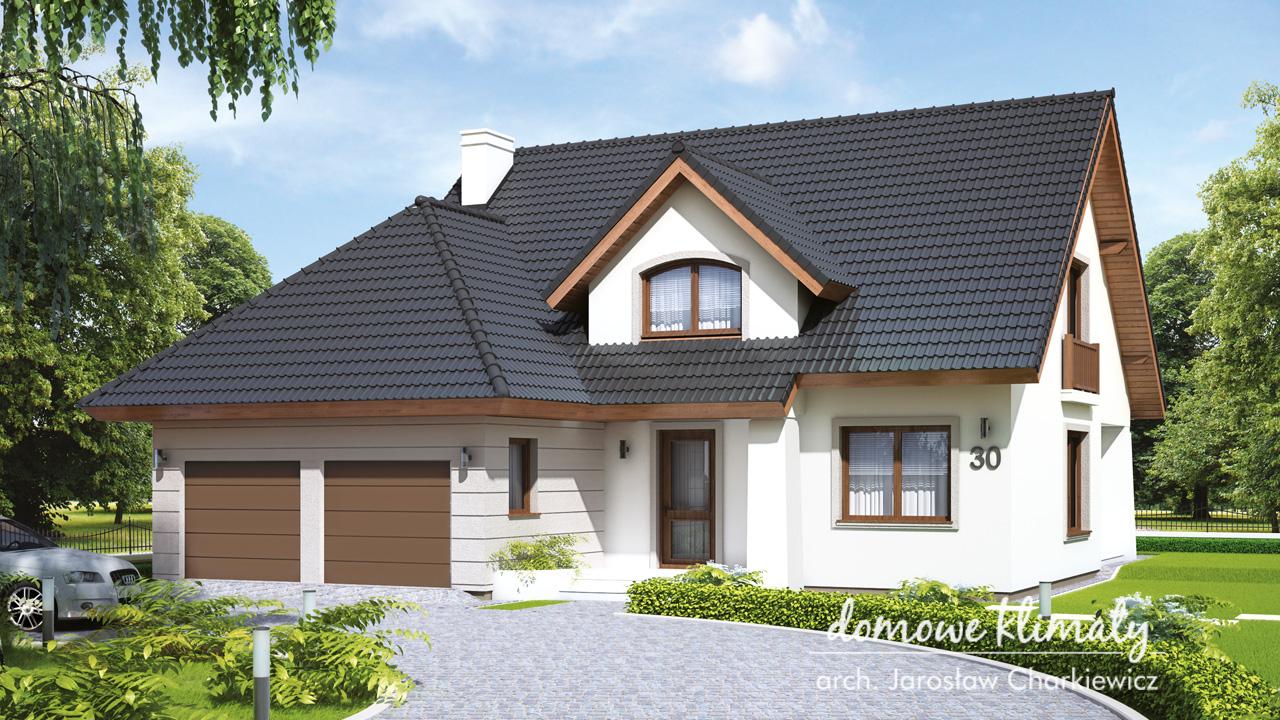 Projekt domu - Syriusz
