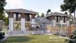 Projekt domu - Szafir GB