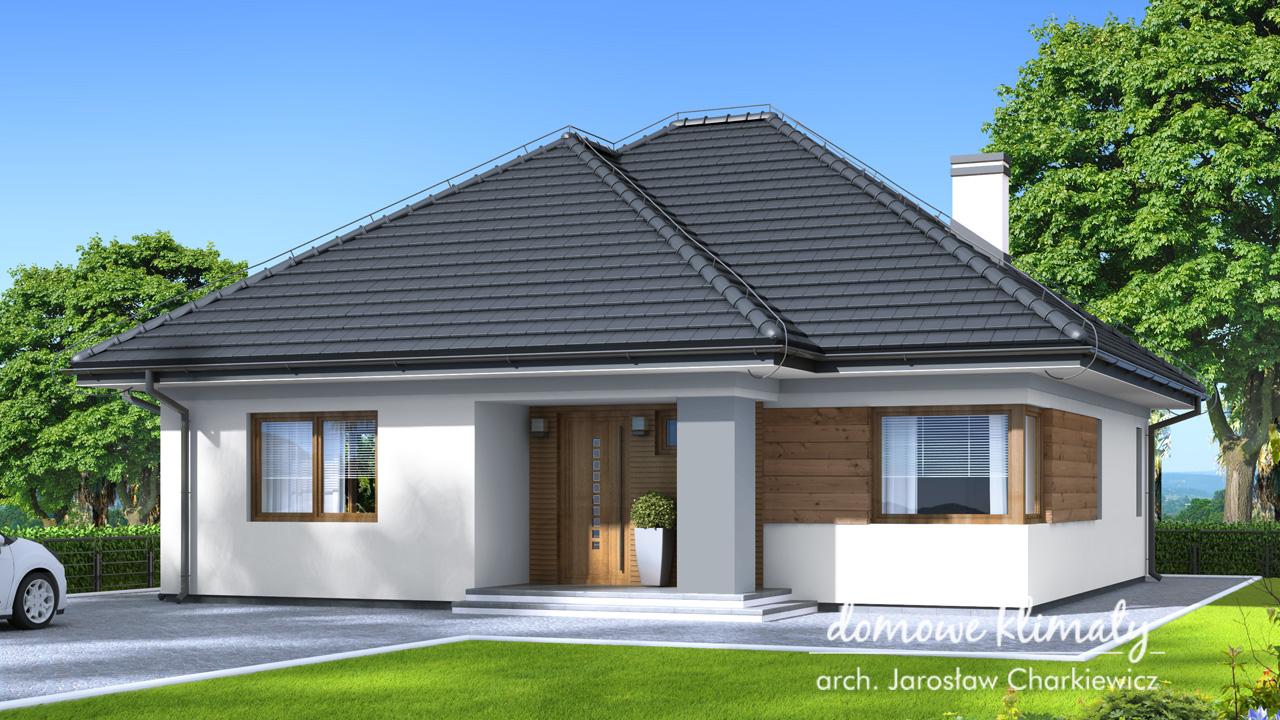 Projekt domu - Tytus
