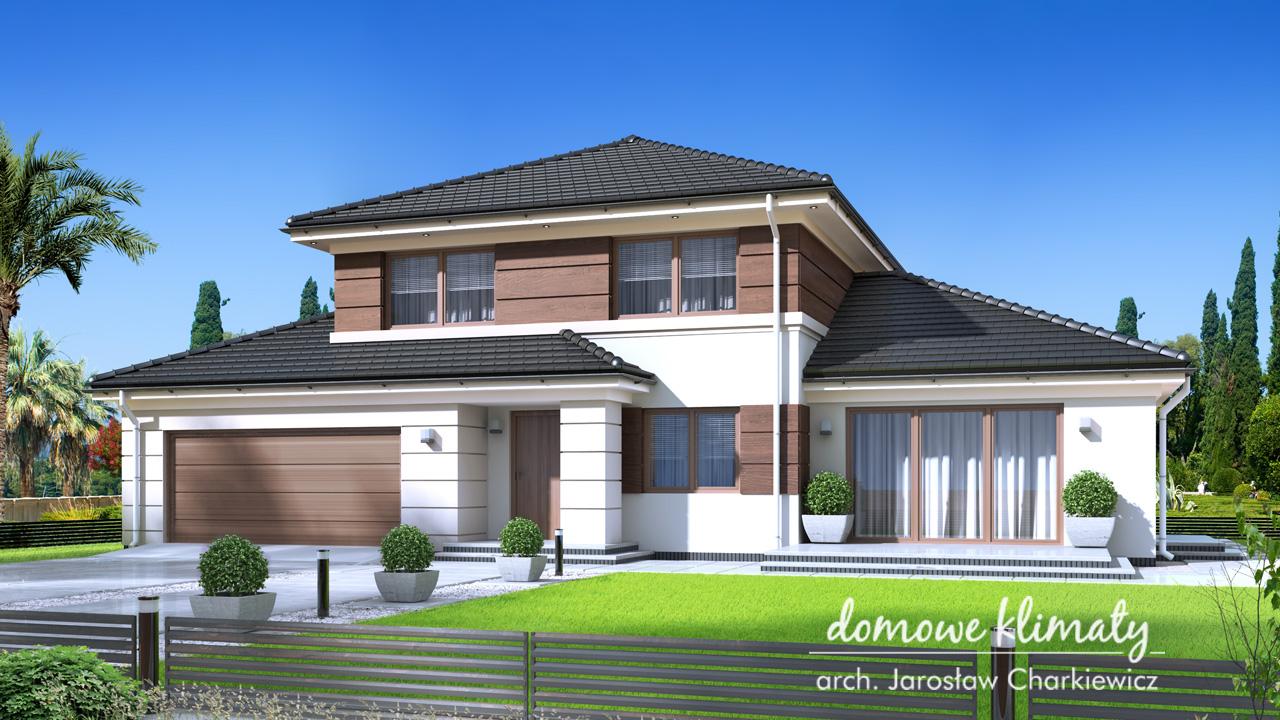 Projekt domu - Verona II