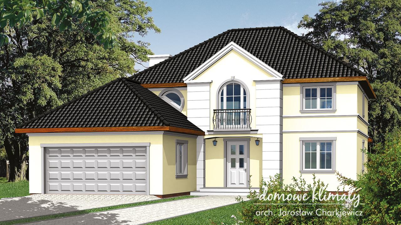 Projekt domu - Virgo