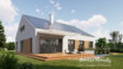 Projekt domu - Zacisze 6 N