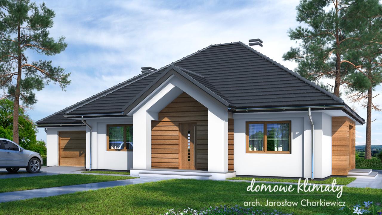 Projekt domu - Zefir