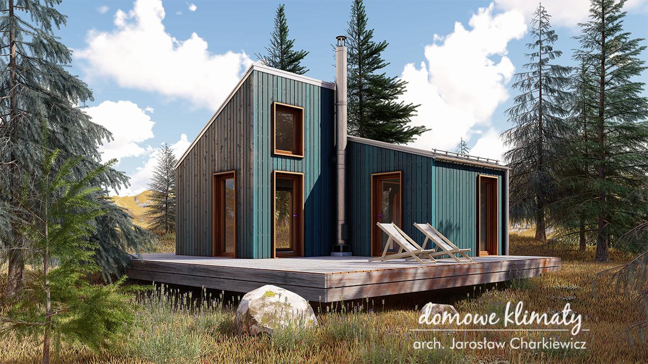 Projekt domu - Kowalski