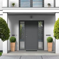 Energooszczędne drzwi zewnętrzne do domu jednorodzinnego