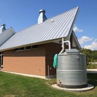 Program Moja Woda - dofinansowanie łapania deszczówki