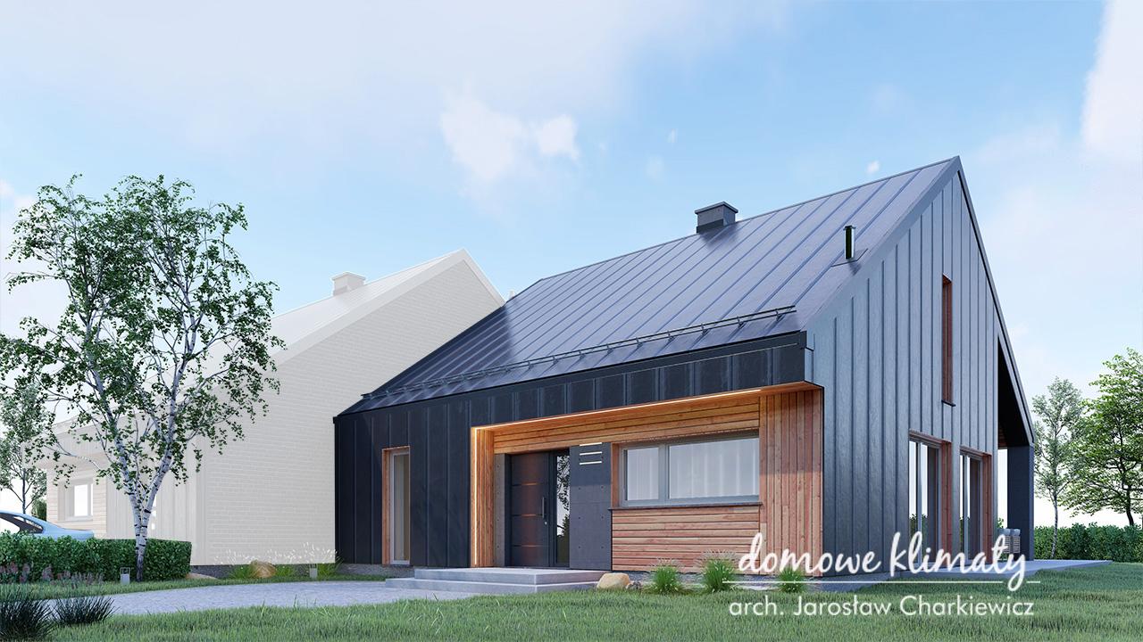 Projekt domu - Perła B(segment)