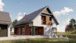 Projekt domu - Aksamit