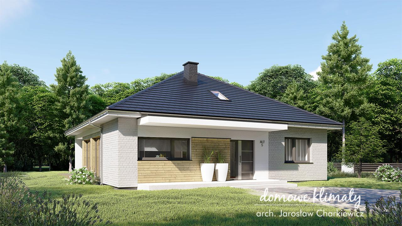 Projekt domu - Alt 5