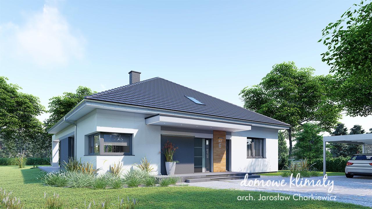 Projekt domu - Alt 6