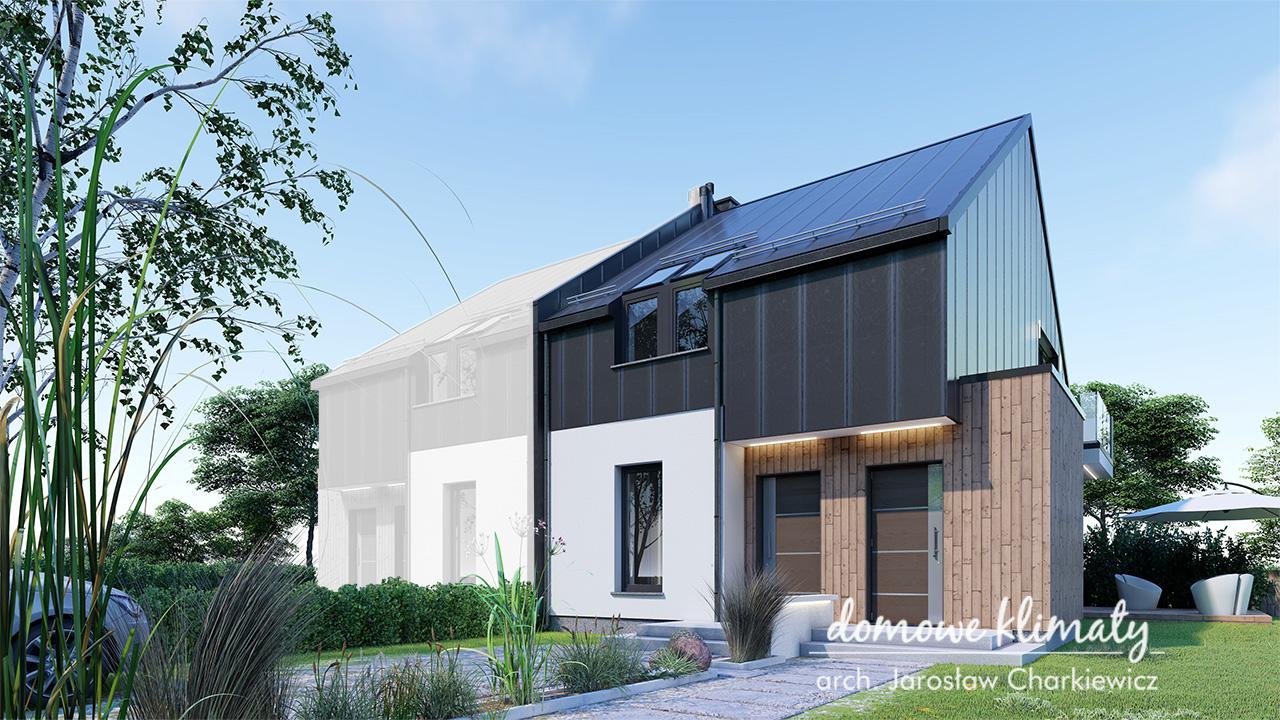 Projekt domu - Wspólny (segment)