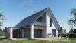 Projekt domu - Akord 14 T