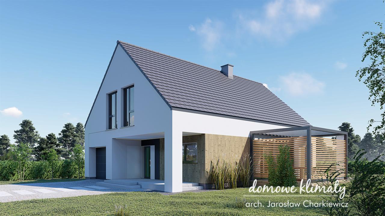 Projekt domu - Akord 14 N