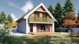 Projekt domu - Krewetka