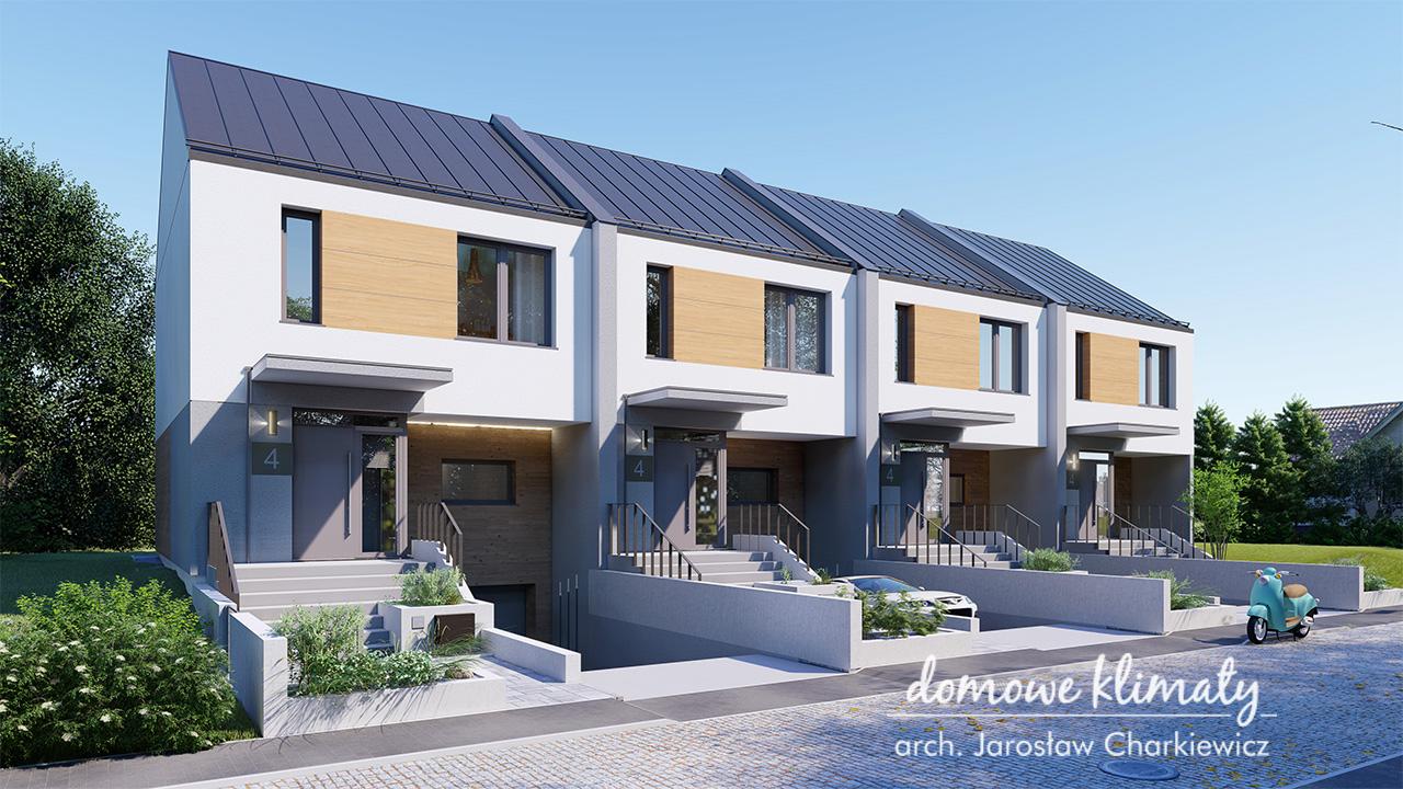 Projekt domu - Leon G